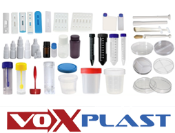 Voxplast quality diagnostic laboratory plastic consumables